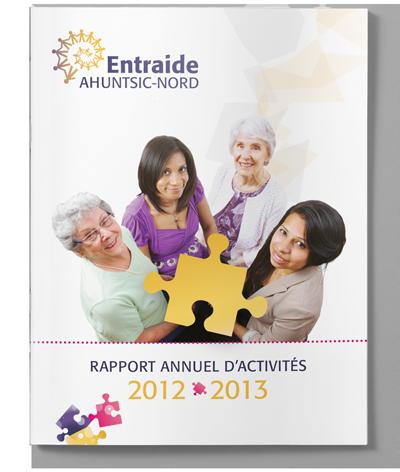 Rapport annuel d'activités 2012-2013