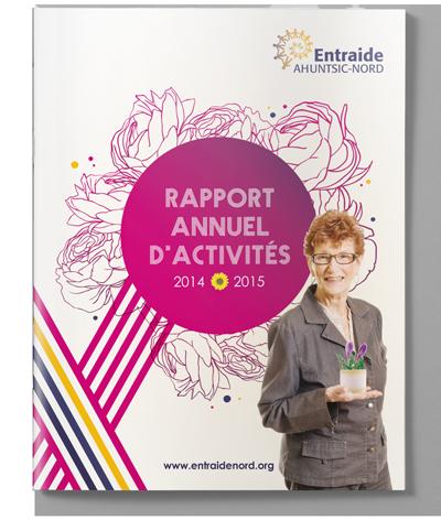 Rapport annuel d'activités 2014-2015