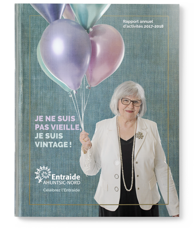 Rapport 2017-2018 d'Entraide Ahuntisc-Nord